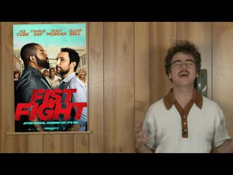 Fist Fight Movie Poster Review