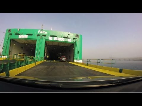 [Roadtrip #2 - Strait of Gibraltar] Tanger Med to Algeciras with FRS - Kattegat