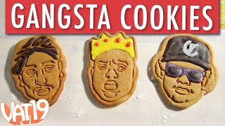 Gangsta Cookie Cutters are a Rapper's Delight