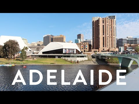 Adelaide - A City In Motion
