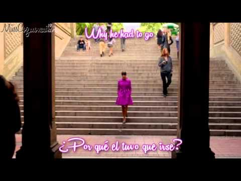 Yesterday - Glee Cast (Rachel Berry) Traducida al español