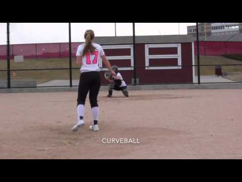 Emily Bell 2017 Pitcher Skill Video