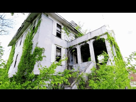 Thumbnail: LETTER FOUND! in ABANDONED HOME In GHOST TOWN, CAIRO ILLINOIS