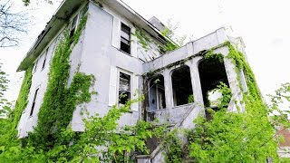 Letter Found! In Abandoned Home In Ghost Town, Cairo Illinois