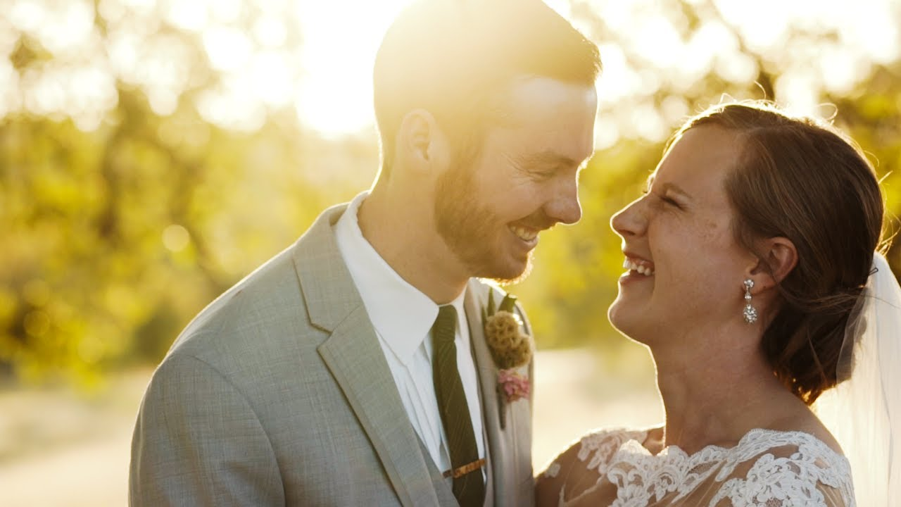 You Are The Joni Mitchell To My James Taylor Emotional Countryside Wedding Film Johnson City Tx