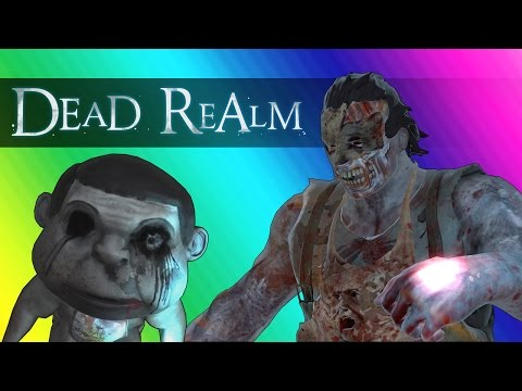 Thumbnail: Dead Realm Funny Moments - New PlayHouse Map!