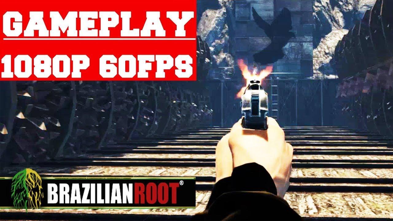 Brazilian Root Gameplay (PC)