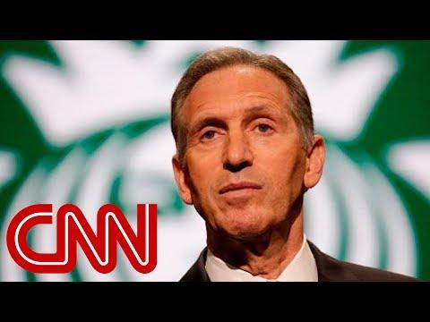 Former Starbucks CEO Howard Schultz mulls presidential run Mp3