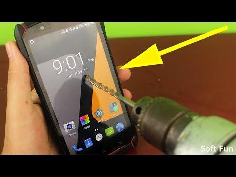شاهد أقوى هاتف في العالم !! لن تسطيع أن تكسره مهما حاولت