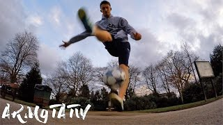 ARMgTATW (Tutorial) :: Freestyle Football / Soccer (LOWERS)