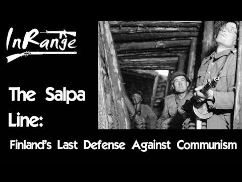 The Salpa Line: Finland's Last Defense Against Communism