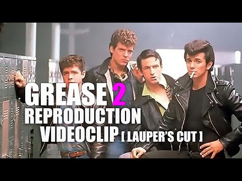 Grease 2 Cast Reproduction Grease 2 Soundtrack