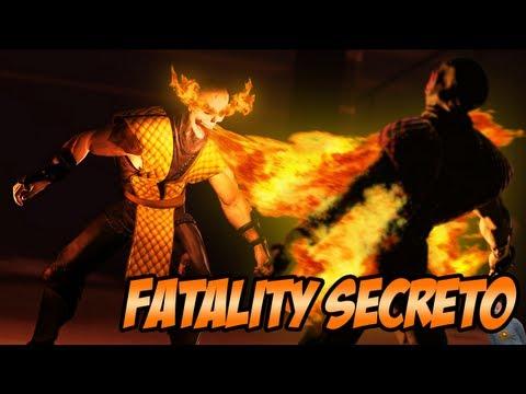 Mortal Kombat 9 - Fatalities Secretos