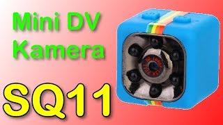 SQ11 - Mini DV Kamera - FULL HD - TEST -