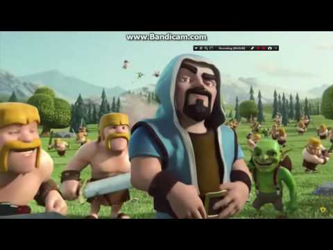 Clash Of Clans Movie - Full Animated Clash Of  Clans Movie Animation (CoC  Movie!)