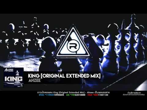 King [Original Extended Mix] - Ahzee [OFFICIAL AUDIO]