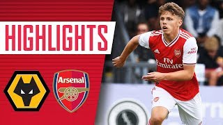 HIGHLIGHTS | Wolves 0-3 Arsenal | U18s