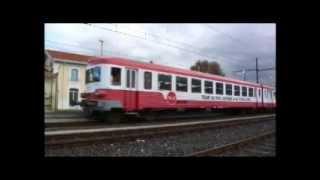Rivesaltes - Axat - Quillan : De la compagnie du Midi au TPCF (Train touristique du Pays ...
