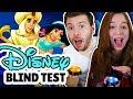 BLIND TEST DISNEY - NEWTITEUF VS MISS JIRACHI