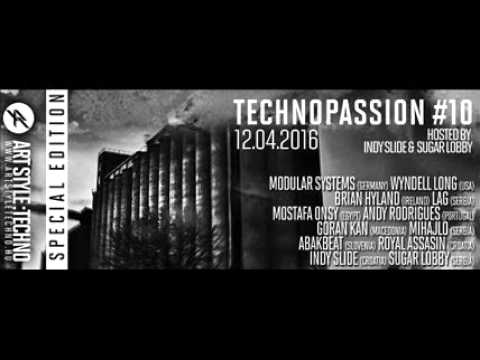 TechnoPassion [SPECIAL EDITION] | Episode #10 | Modular Systems Live