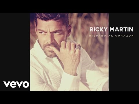 Ricky Martin  Disparo al Corazón  Audio