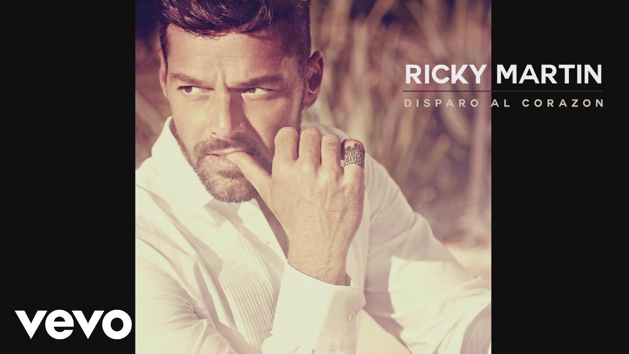 Ricky Martin - Disparo al Corazón (Cover Audio)
