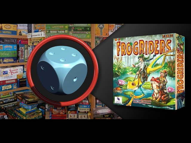 Frogriders - Como Jogar