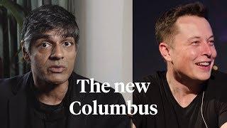 Elon Musk and Jeff Bezos are the new Christopher Columbus | Raj Patel