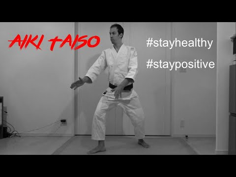 Aikido Home Practice