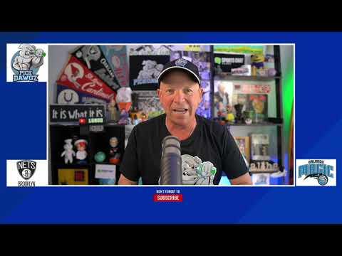 Orlando Magic vs Brooklyn Nets 8/11/20 Free NBA Pick and Prediction NBA Betting Tips