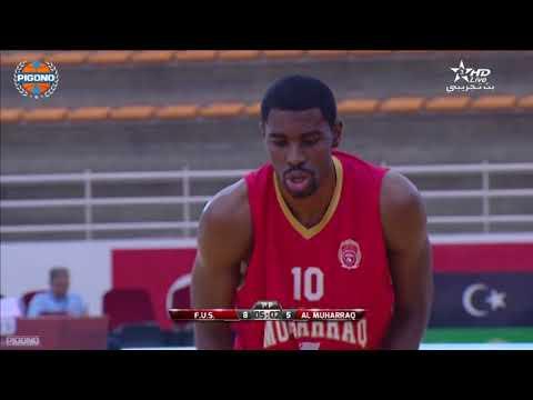 FUS (Maroc)  vs MUHARRAQ (Bahrain) [Full Game]