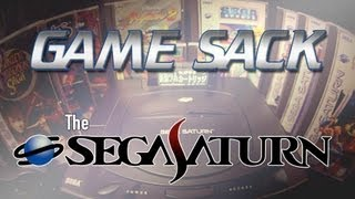 The Sega Saturn - Reטiew - Game Sack
