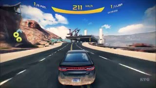 ► Asphalt 8: Airborne Gameplay (PC HD) [1080p60FPS]