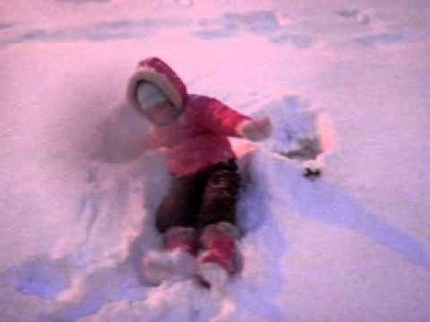 Snow Angel Eliza Grace