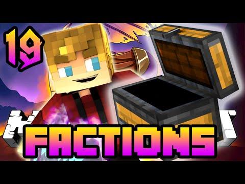 Minecraft Treasure Wars Adventure 'Insane Chest Luck!' Episode 19 (Minecraft Factions)