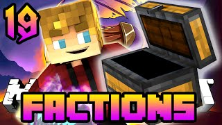 Minecraft Treasure Wars Adventure 'Insane Chest Luck!' Episode 19 (Minecraft Factions)