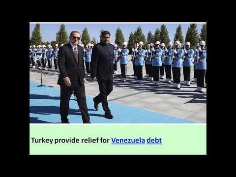 Venezuela debt crisis: Venezuela ruled in default by trade group after bond payment delays