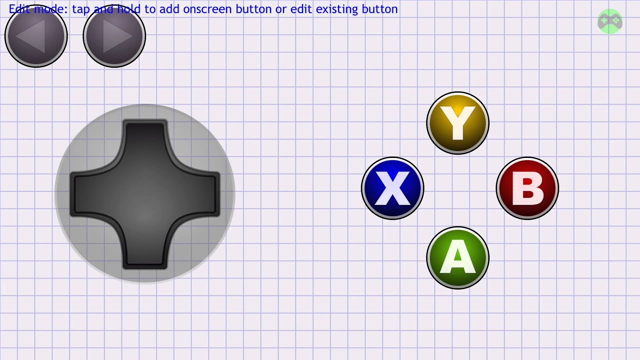 Kinoni Gamepad setup guide