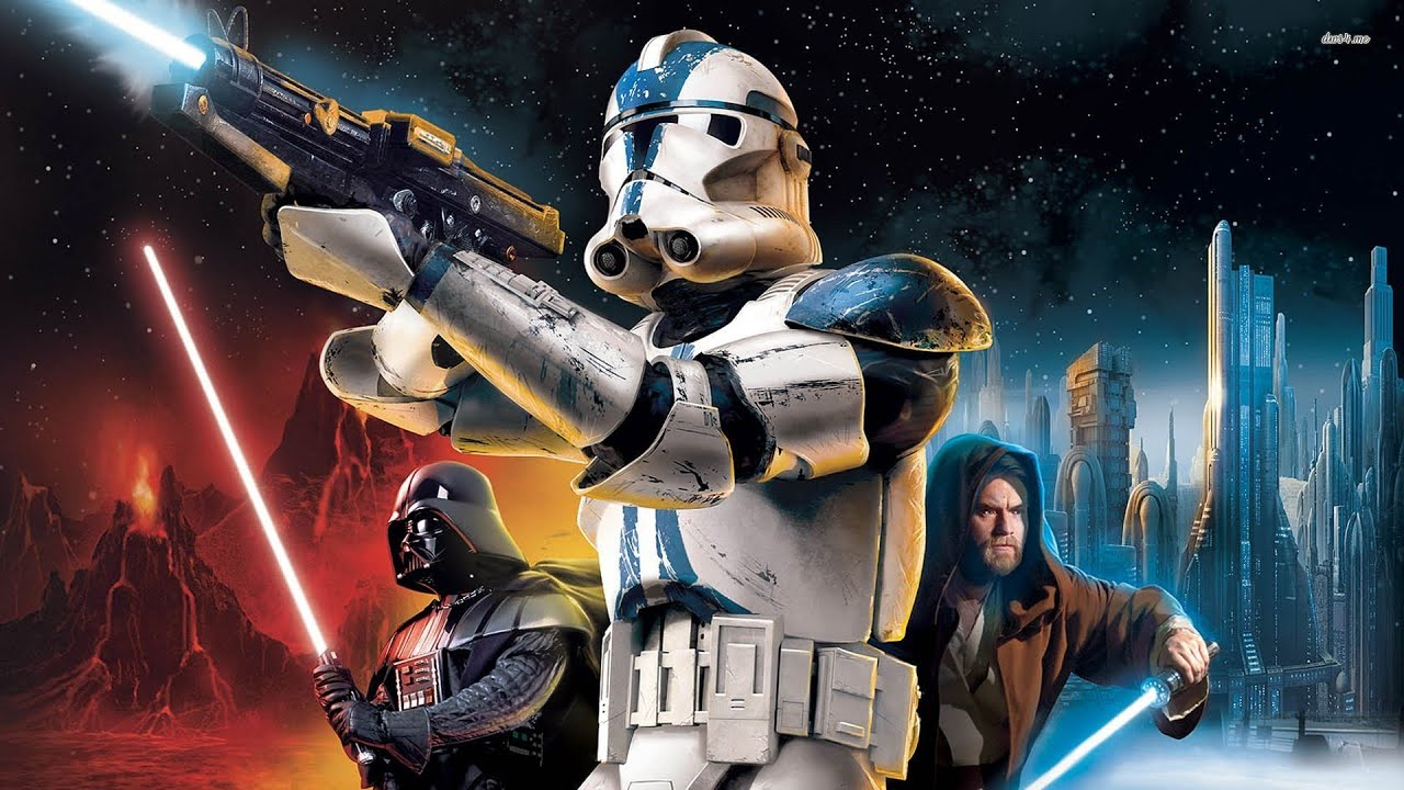 Star Wars Battlefront II Walkthrough Gameplay - YouTube