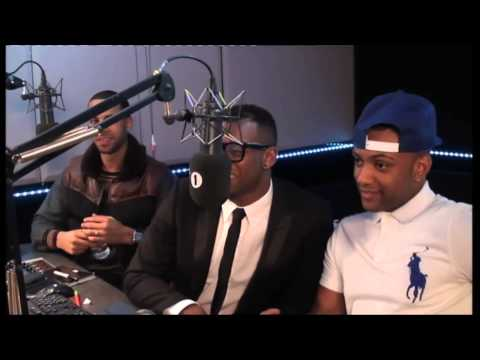 JLS chat to Greg James