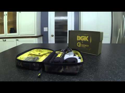 DGK G Pen G pro Review - YouTube