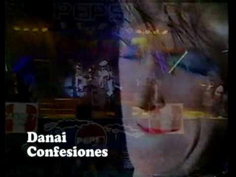 DANAI & Pateandolatas - Confesiones -  (Live 1988).