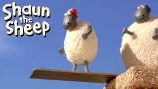 Shaun the Sheep Chionsheeps Diving OFFICIAL VIDEO
