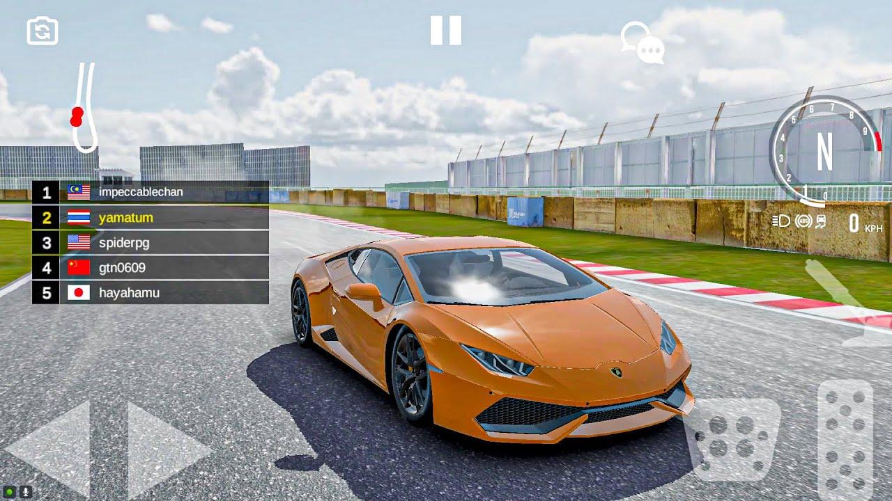 แลมดริฟ (Assoluto Racing Lamborghini Huracan Mod)