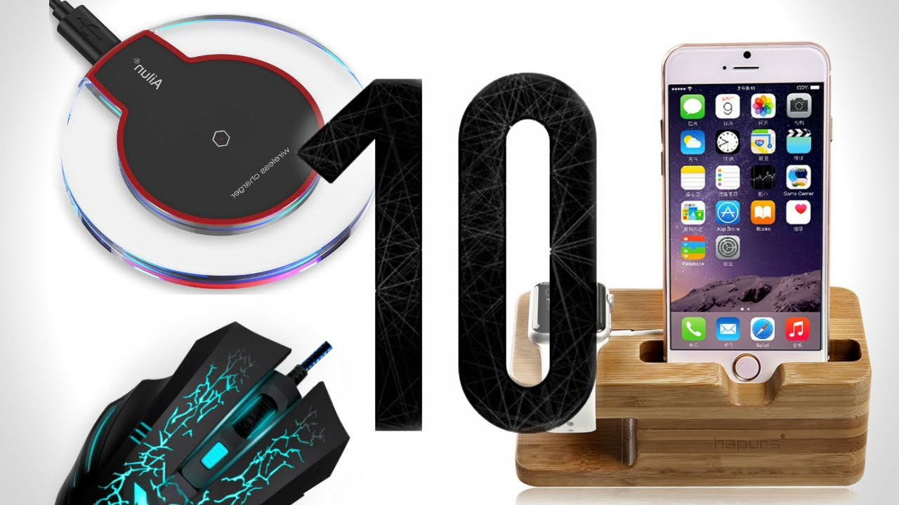 10 Cool Tech / Gadgets For Under $10 - 2016