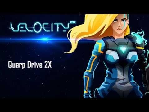 Velocity 2X (PS4/Vita) - Full Soundtrack ᴴᴰ