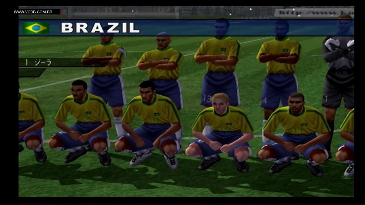 World Soccer Winning Eleven 5 Final Evolution Gameplay Sony Playstation 2 Vgdb