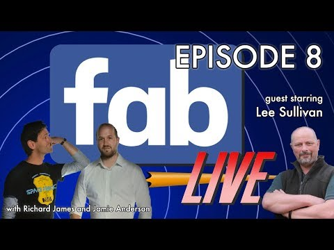 FAB Live: Episode 8 - The Captain Scarlet Special with Lee Sullivan