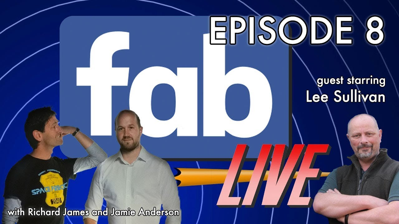 Download FAB Live: Episode 8 - The Captain Scarlet Special with Lee Sullivan
