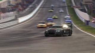 GRID Autosport 2019 Red Bull Ring Comp